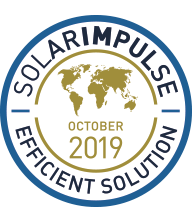 Sello 'Solar Impulse - Efficient Solutions'