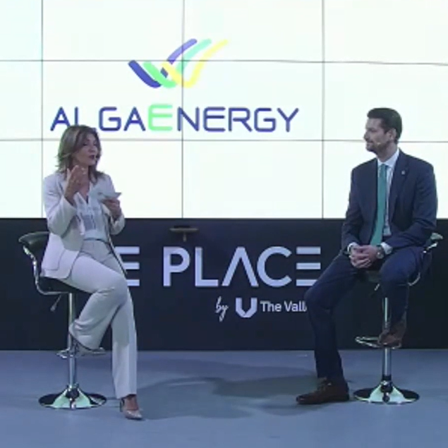 AlgaEnergy invitada a la presentación de Feeling Innovation by Stanpa